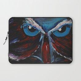 Great Horned Owl Laptop Sleeve