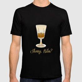 Sherry, Niles? T-shirt