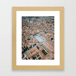 Florence - Tuscany Framed Art Print