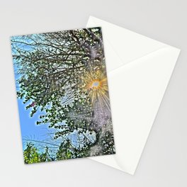 Pure Morning II Stationery Cards
