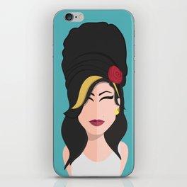 Dead Celebs Volume 1: Amy iPhone Skin