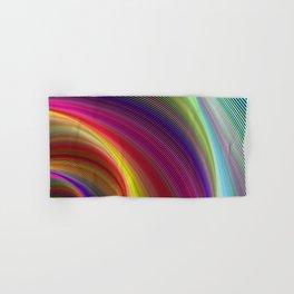 Vortex of colors Hand & Bath Towel