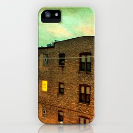 Heroin Alley iPhone Case