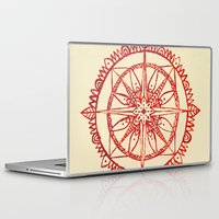 wander Laptop & iPad Skins featuring Wander by Samantha Crepeau