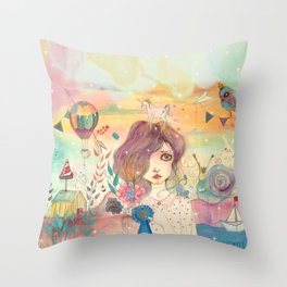 Second Throw Pillow