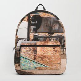 NOLA Dining Courtyard Backpack