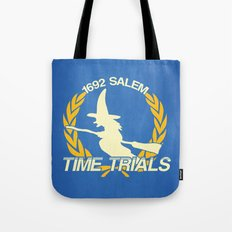 The Salem Time Trials Tote Bag