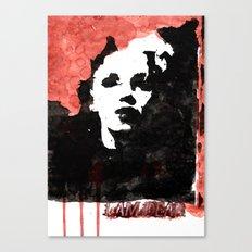 The Marilyn Monroe Beyond Canvas Print
