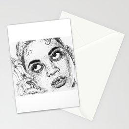 Seashell Coker Stationery Cards
