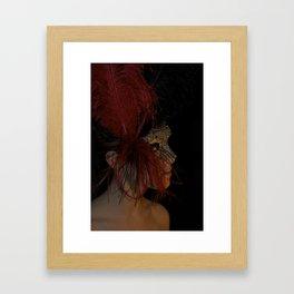 Mannequin  Framed Art Print