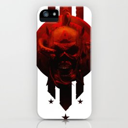 Hail Hydra 4 iPhone Case