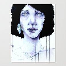 Diamonds are Temporary  Canvas Print