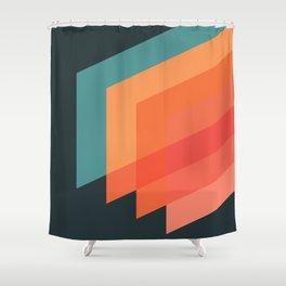 Horizons 02 Shower Curtain