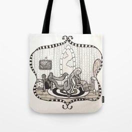 Long Tote Bag