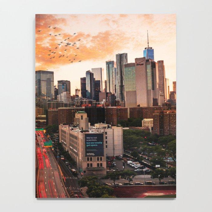NEW YORK CITY IX Notebook