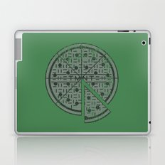 Slice of sewer life Laptop & iPad Skin
