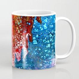 Tumultuous World-Scape Coffee Mug