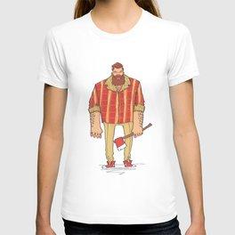 The Woodchop T-shirt