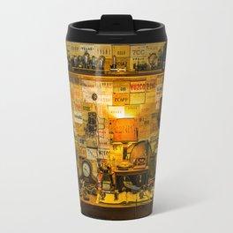 Wireless. Travel Mug