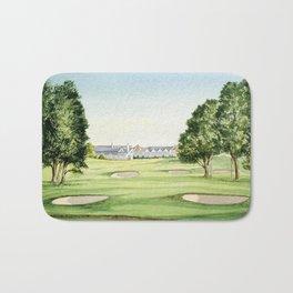 Southern Hills Golf Course 18th Hole Bath Mat