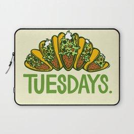 Taco Tuesdays Laptop Sleeve