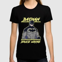 Bat-man Bruce Wayne T-shirt