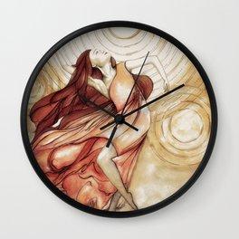 Press Play Wall Clock