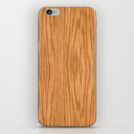 Wood 3 iPhone Skin