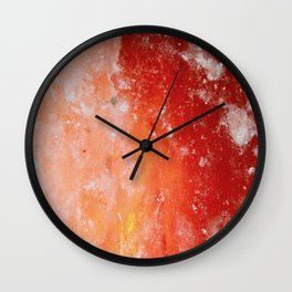 Negative Ions Wall Clock