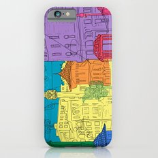 old city Slim Case iPhone 6s