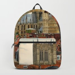 Lincoln Cathedral Backpack