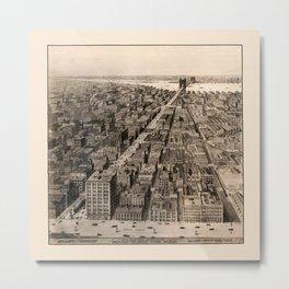 Philadelphia 1920 Metal Print
