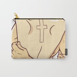 Heaven Cross Carry-All Pouch