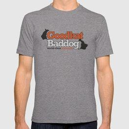 Goodkat & Baddog. T-shirt