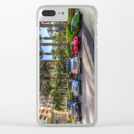 Luxury Cars Dubai Clear iPhone Case