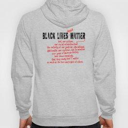 Black Lives (should!) Matter! Hoody