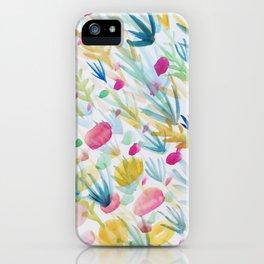 Field & Flower iPhone Case