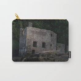 Elberry Cove Bath House Carry-All Pouch