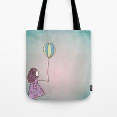 One Ballon Tote Bag