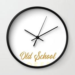 Old coffee maker Wall Clock