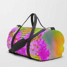Serenity Prayer - II Duffle Bag