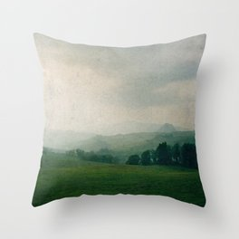 Toscana Vintage III Throw Pillow
