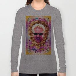 guy fieri's dank frootie glaze Long Sleeve T-shirt