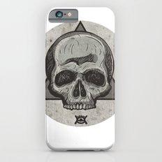 Skull & symbols iPhone 6s Slim Case