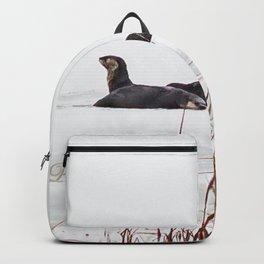 Three Otters Backpack