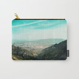 Laguna Mars Mountains Carry-All Pouch