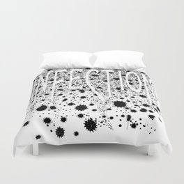 Infection Duvet Cover