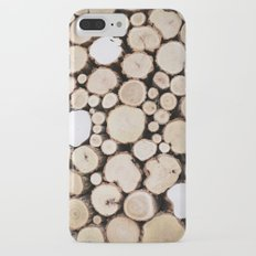 Woodpile Slim Case iPhone 7 Plus