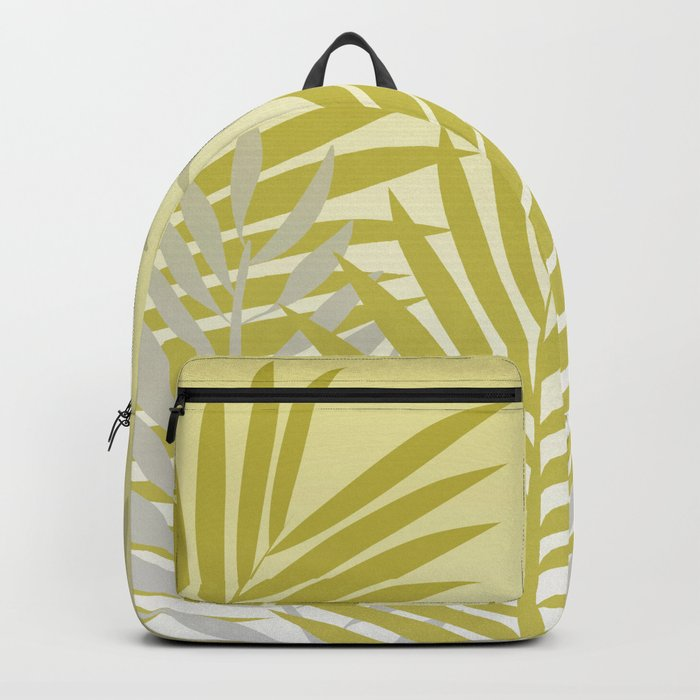 TROPICAL PALM LEAVES 2 Backpack