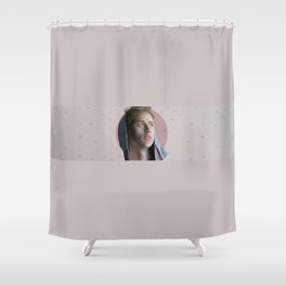 STARS IN YOUR MULTITUDE Shower Curtain